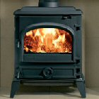 Fuel efficient woodburning stove